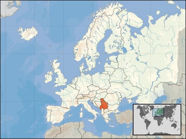 Sérvia e Montenegro