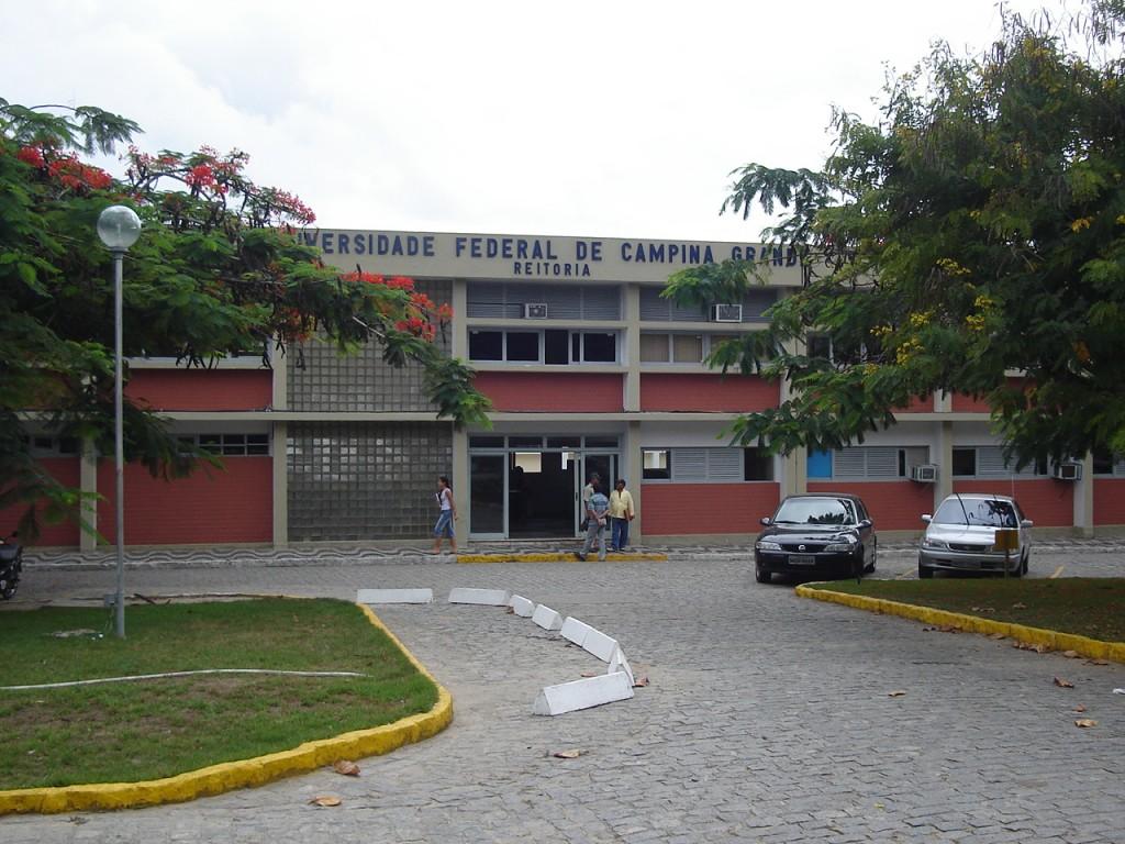 Universidade Federal de Campina Grande 2