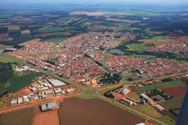 Conchal uma cidade com 66 anos de História