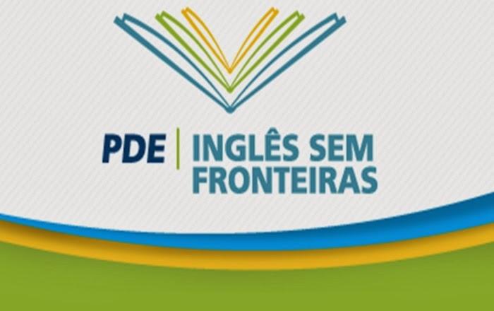 Inglês sem Fronteiras abre inscrições no próximo dia 24