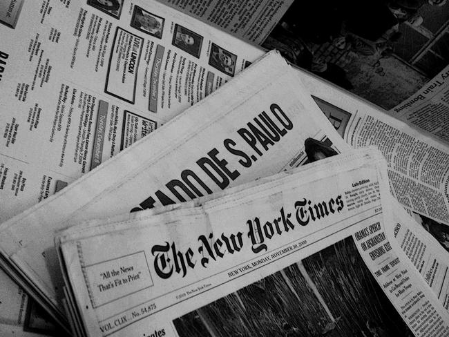 Jornalismo Origem