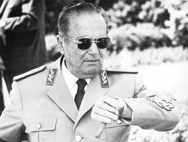 35 anos da morte de Josip Broz Tito