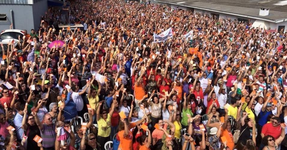 Escola particular oferece descontos para alunos de escolas públicas em greve em SP 2