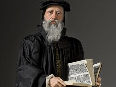 João Calvino 451 anos