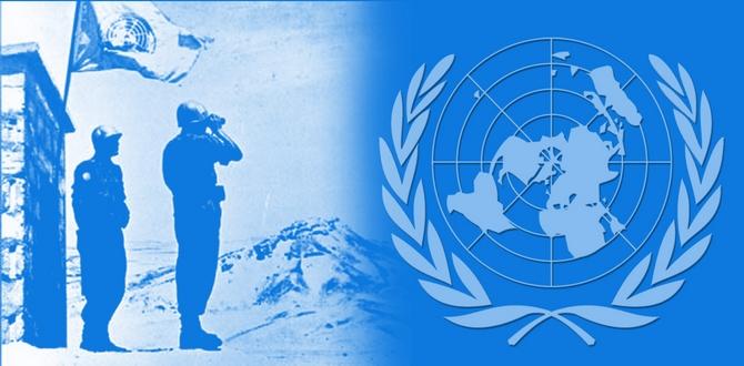 O que são as Forças de Manutenção da Paz das Nações Unidas