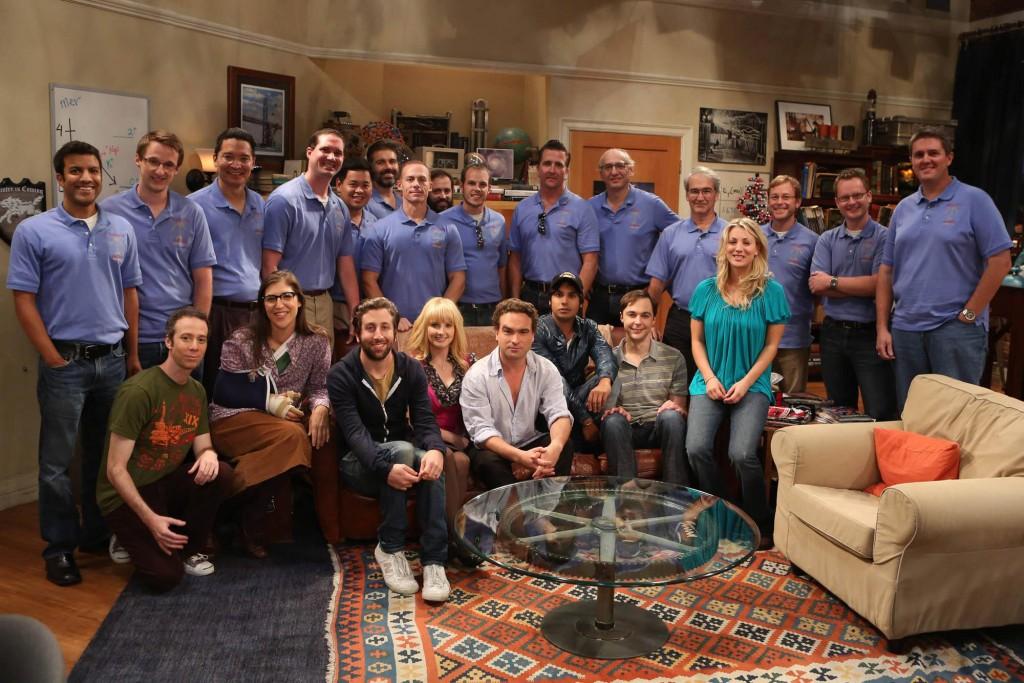 Produção da série Big Bang Theory oferecerá bolsa de estudos em universidade 2