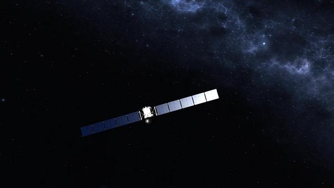 Rosetta Onde está