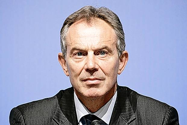 Tony Blair PT