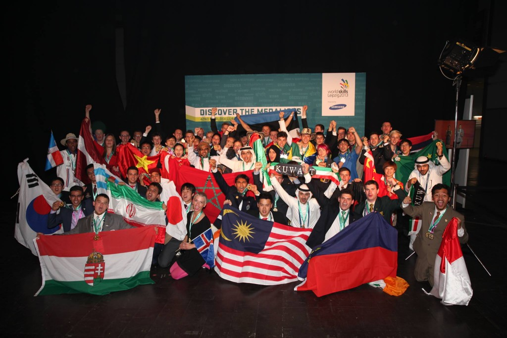 WorldSkills Competition abre inscrições para Programa de Voluntariado