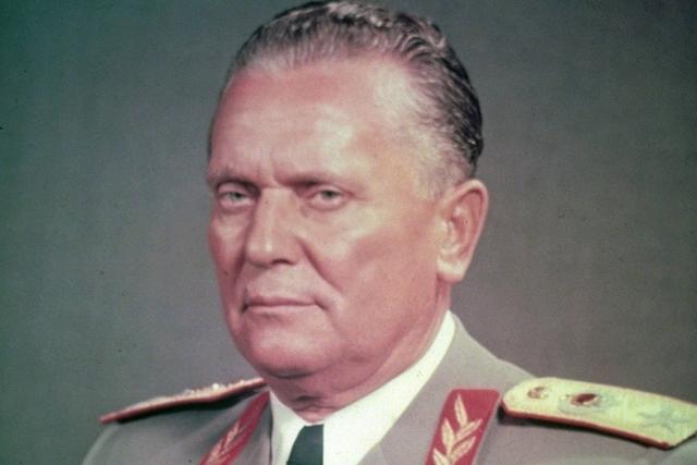morte de Josip Broz Tito