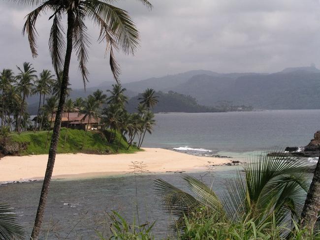 São Tomé e Príncipe um desconhecido com natureza exuberante