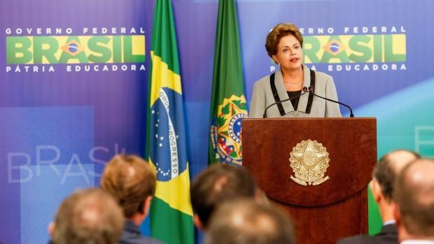 reprovação de Dilma