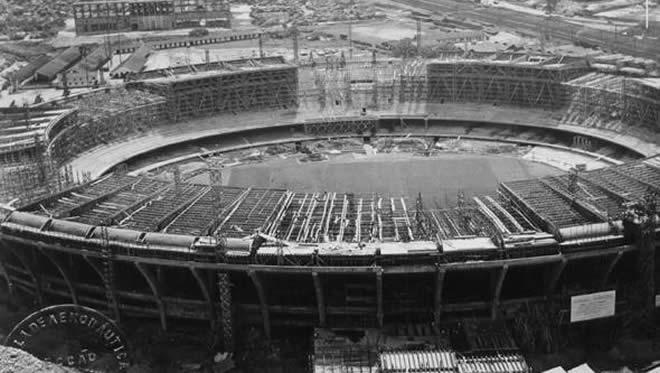 65 anos da inauguração do Maracanã