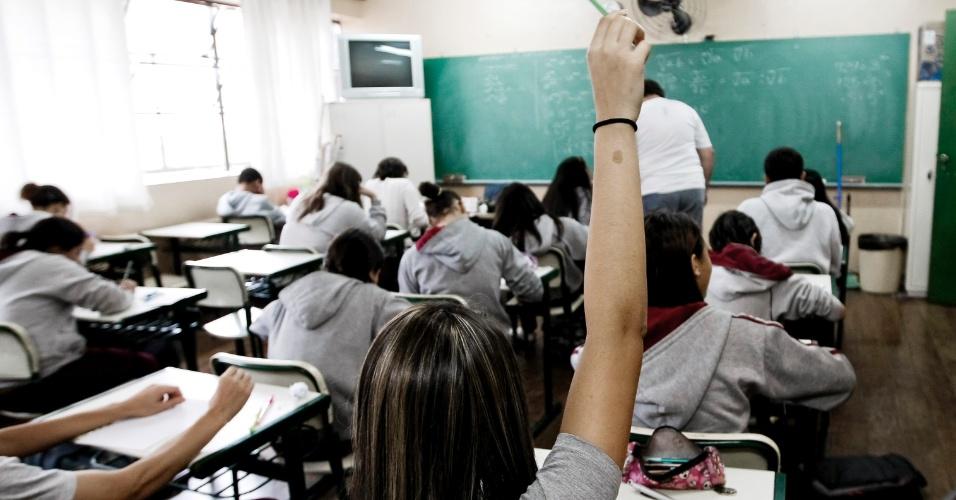 Alunos do ensino fundamental de 9 anos possuem conseguem aumentar desempenho