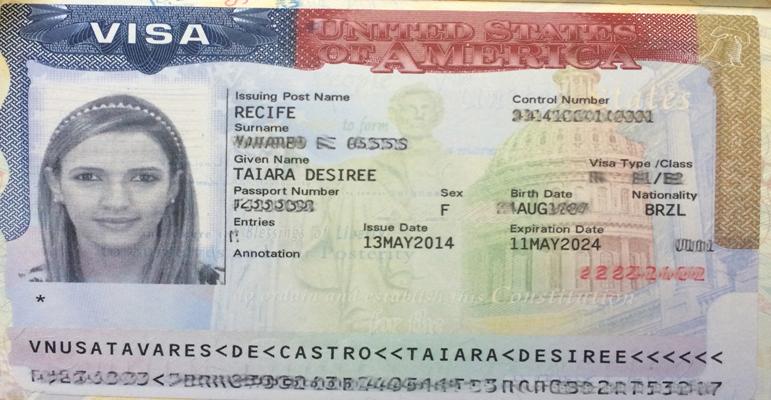 Como tirar o visto para viajar aos EUA