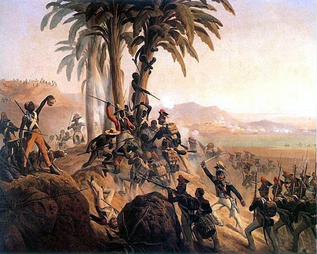 Independencia Haiti