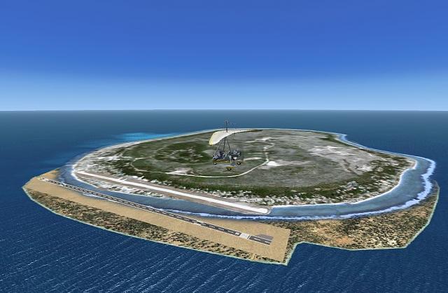 Nauru Ilha