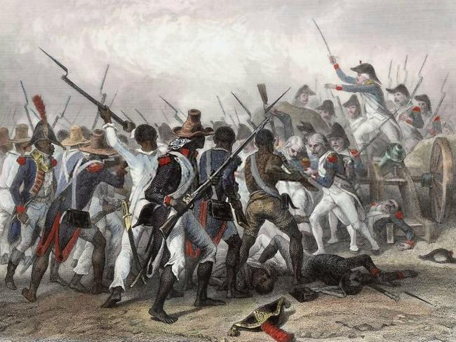 Revolução Haiti