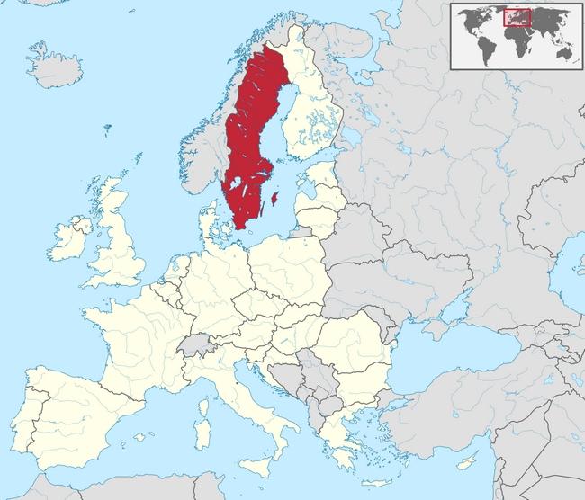 Suecia Noruega
