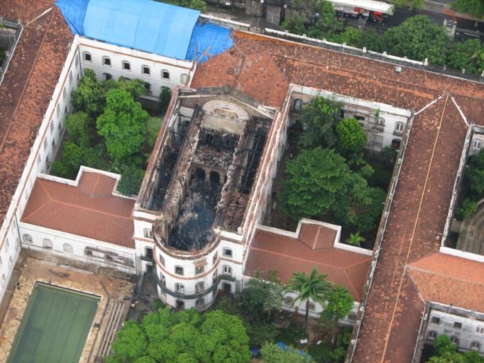 Universidade Federal do Rio de Janeiro não terá dinheiro para pagar as contas do segundo semestre 2
