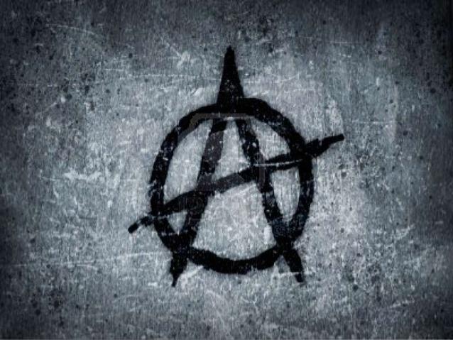 Como funciona o anarquismo
