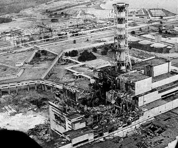 Desastre Chernobyl