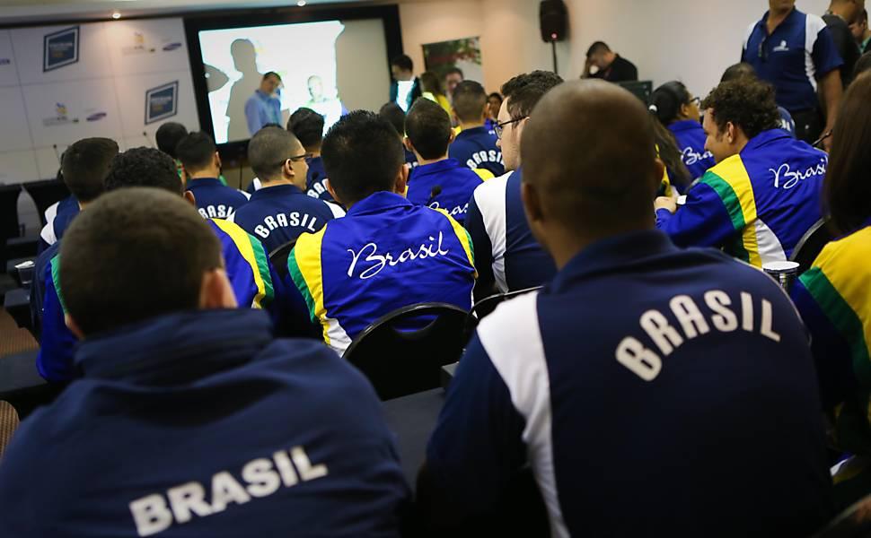 São Paulo recebe maior competição profissional do mundo