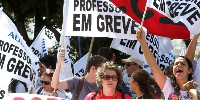 Termina greve dos professores na UFRJ 2