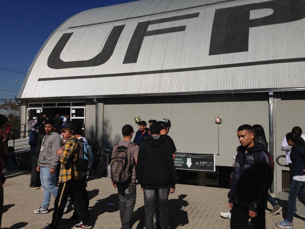 Abertas inscrições para o vestibular da UFPR