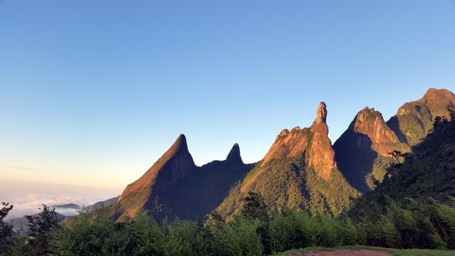 5 montanhas mais lindas no Brasil