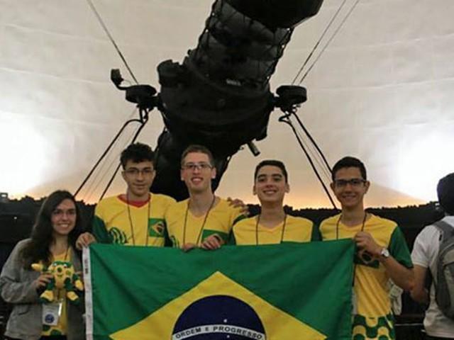 Brasil é sede da olimpíada Latino 2