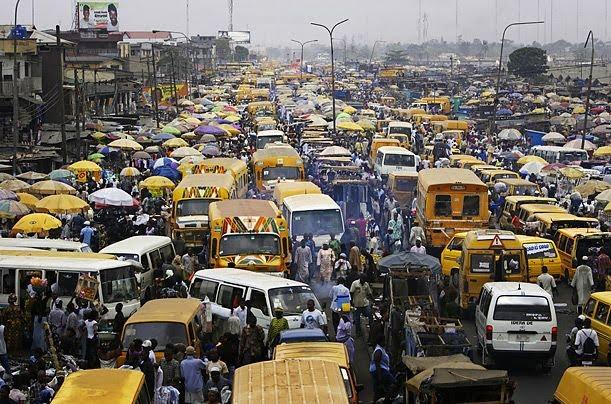 Como se deu o processo de urbanização na África