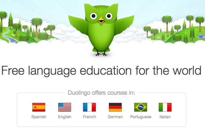 Dicas de aplicativos para aprender idiomas