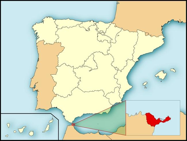 Espanha Ceuta