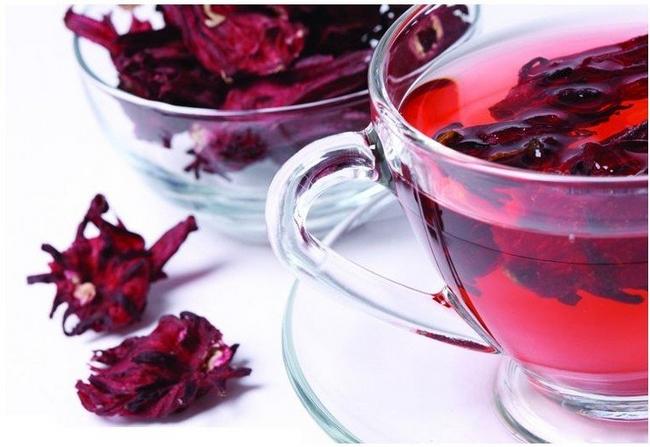 Hibisco Chá