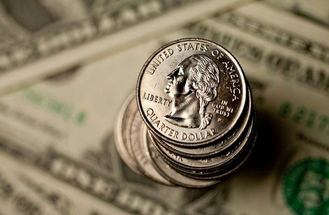 História do preço do dólar
