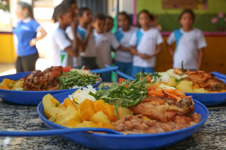 MEC vai lançar concurso com melhores receitas de merendas escolares
