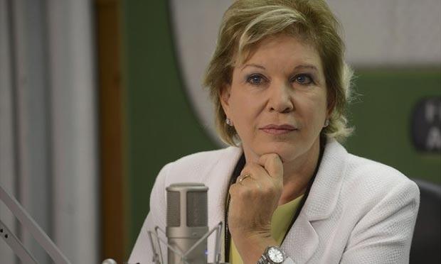Marta Suplicy nova filiada do PMDB