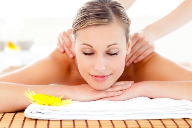 Massagem Relaxante Saúde