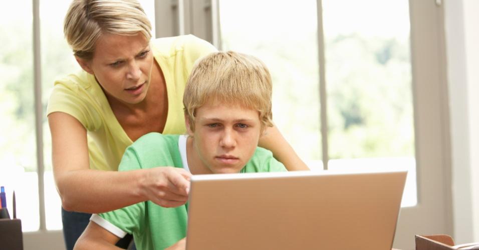 Pesquisa afirma que tempo diante da tela do computador prejudica preparação para provas 2