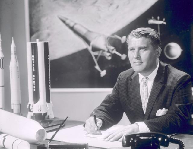 Quem foi Wernher von Braun