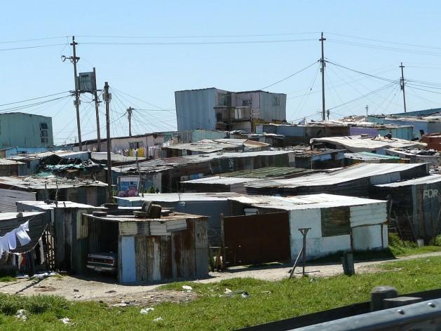 processo de urbanização na África