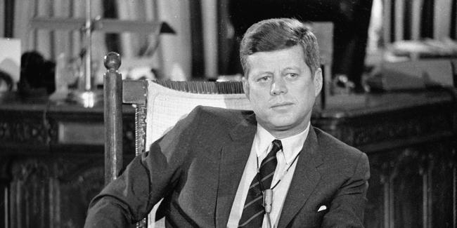 Detalhes da morte de John Kennedy