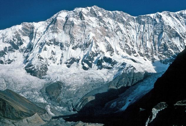 Pico mais alto do mundo