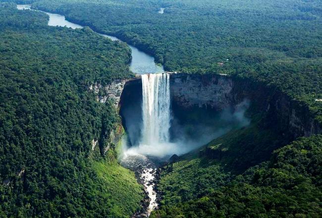 Guiana e Suriname