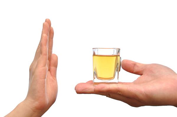 Não ao Alcool