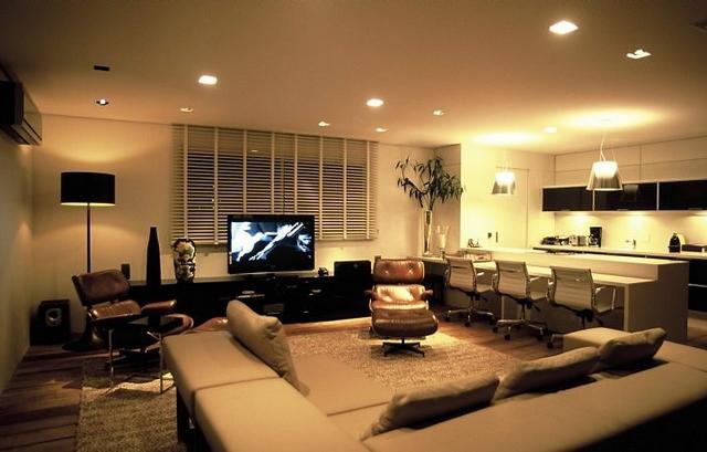 Residencial Iluminação