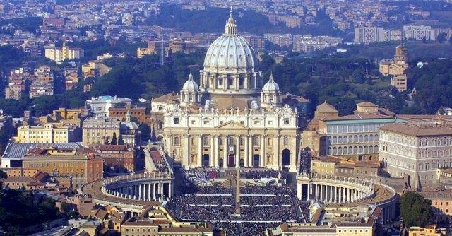 Vaticano o menor pa s do mundo geografia col gio web for O giardino di pulcinella roma