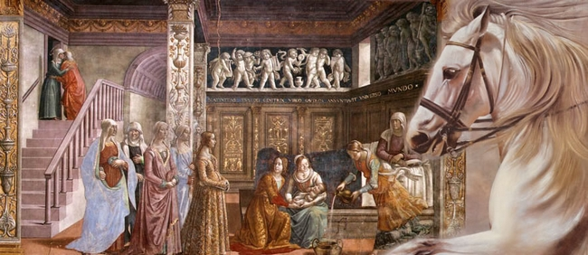 mulheres na Idade Média