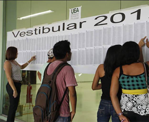 Confira o resultado do vestibular da Universidade Estadual do Amazonas 2